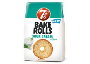 BAKE ROLLS SMANTANA SI CEAPA 80 G