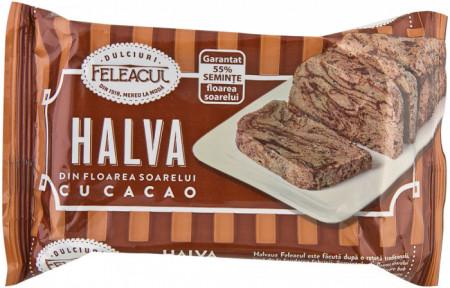 FELEACU HALVA CACAO 200 gr