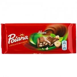 Poiana chocolate con cacahuetes 90g