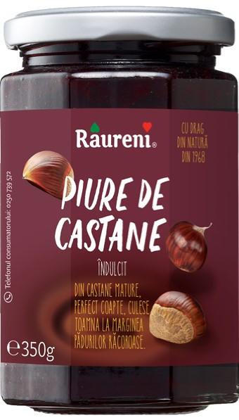 RAURENI PIURE DE CASTANE 350GR