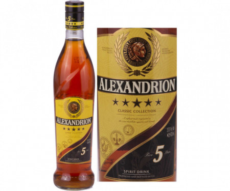 ALEXANDRION CONIAC 5* 750ml