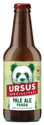 BERE URSUS PALE ALE 0.33ML