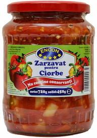 ENCON ZARZAVAT DE CIORBE 720 gr