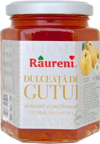 RAURENI DULCEATA DE GUTUI 350GR