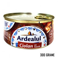 ARDEALUL CIOLAN CU FASOLE 300 gr