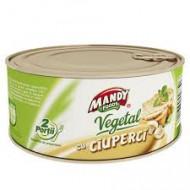 MANDY PATE VEGETAL CU CIUPERCI 120 gr