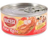 BUCEGI PATE DE PORC 120 gr