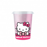 LOLLIBONI VATA DE ZAHAR HELLO KITTY 20GR