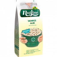NUTLINE SEMINTE ALBE USOR SARATE 200GR