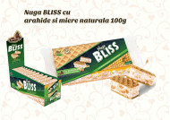 PAN FOOD BLISS NUGA CU ARAHIDE 100GR