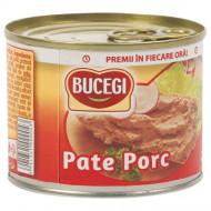 BUCEGI PATE DE PORC 200 gr