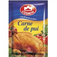 COSMIN CONDIMENT CARNE DE PUI 20 gr