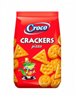 CROCO CRACKERS PIZZA 400GR
