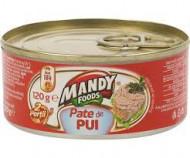 MANDY PATE DE PUI 120 gr