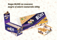 PAN FOOD BLISS NUGA CU COACAZE 100GR