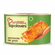 TOPOLOVENI SARMALE DE POST 400GR