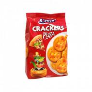CROCO CRACKERS PIZZA 150 GR