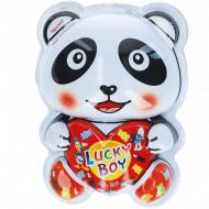 LUCKY BOY PANDA GIGANT CU SURPRIZE 60 GR