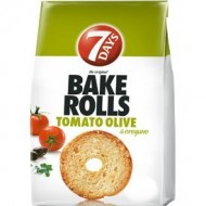 Bake rolls con tomate 80g