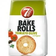 BAKE ROLLS TOMATE 80g