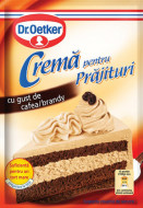 DR. OETKER CREMA PRAJITURI CAFEA & BRANDY 50 gr