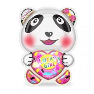 LUCKY GIRL PANDA GIGANT CU SURPRIZE 60 GR