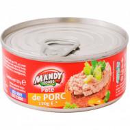 MANDY PATE DE PORC 120 gr