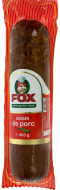 FOX SALAM DE PORC 400 gr