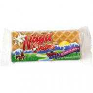 PAN FOOD CINDREL NUGA CU FRUCTE DE PADURE 50GR