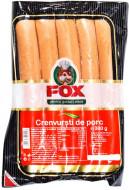 FOX CRENVURSTI DE PORC 300GR