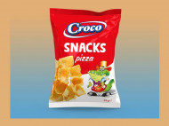 CROCO SNACKS PIZZA 25 GR