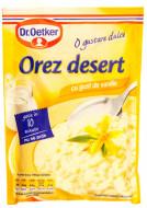 DR OETKER OREZ LAPTE VANILIE 124 GR