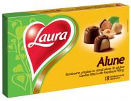 LAURA BOMBOANE CU CREMA DE ALUNE 140 gr