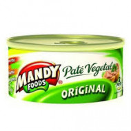 MANDY PATE VEGETAL ORIGINAL 120 gr