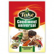 TAKE CONDIMENT UNIVERSAL 20 GR
