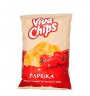 VIVA CHIPS ARDEI 100 GR