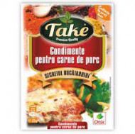 TAKE CONDIMENT FRIPTURA PORC 25 G