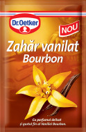DR O ZAHAR VANILAT BURBON