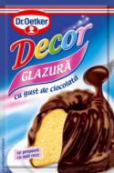 DR. OETKER DECOR GLAZURA DE CIOCOLATA 100 GR