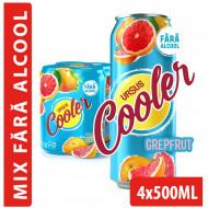 URSUS COOLER 0% GRAPEFRUIT 0.5L