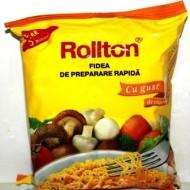 Rollton pasta con sabor a champiñones 60g