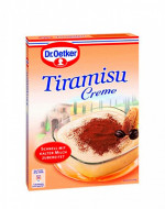 DR. OETKER CREMA PRAJITURI TIRAMISU 60 gr