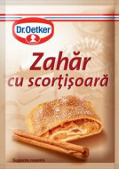 DR. OETKER ZAHAR CU SCORTISOARA 8GR
