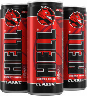 HELL ENERGY DRINK CLASSIC 250ML