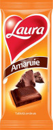 LAURA CIOCOLATA AMARUIE 80 G