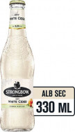 STRONGBOW CIDRU ALB SEC 330 ML