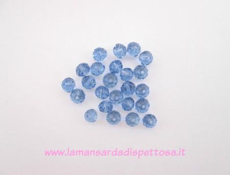 10 cristalli cipollotti 8mm. immagini