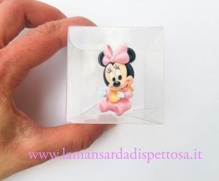 Scatolina per confetti di Minnie immagini