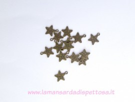 10 charm bronzo Just for you immagini