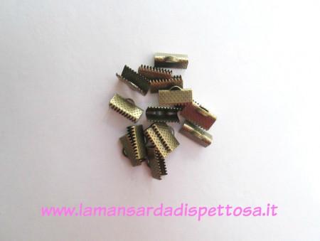 30 capocorda bronzo 12mm. immagini